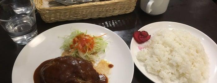 レストラン コ・ビアン is one of Linda's favorite restaurants and bars in Mie.