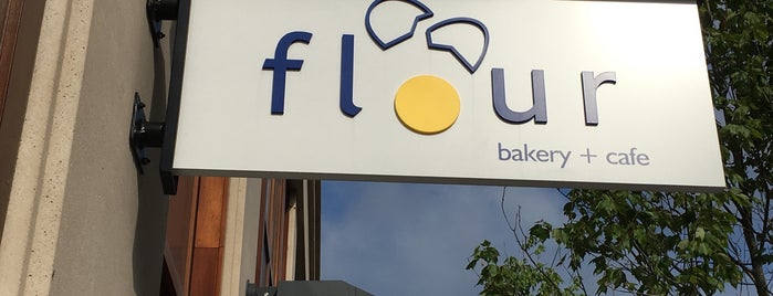 Flour Bakery + Cafe is one of Bakery&Cafe.