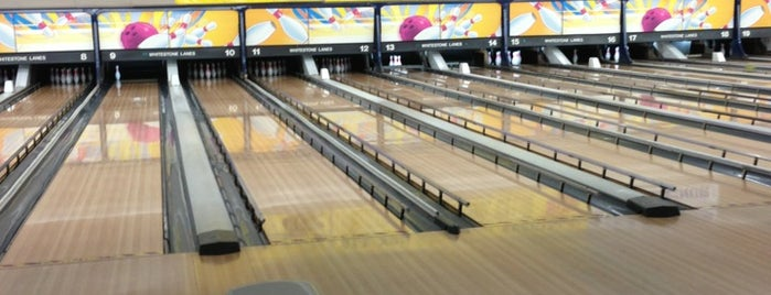 Whitestone Lanes Bowling Centers is one of Weird 24 Hour Stuff.
