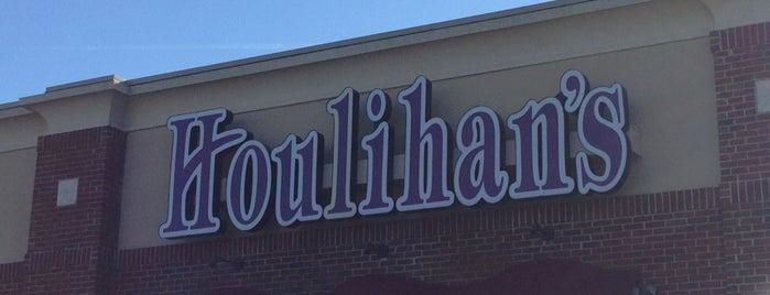 Houlihan's is one of Lieux qui ont plu à Tim.