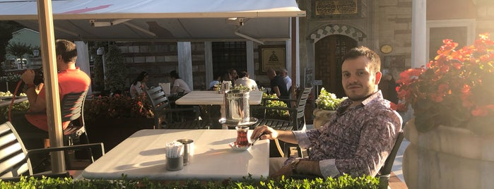 Mihri Restaurant & Cafe is one of Istanbul Shisha.