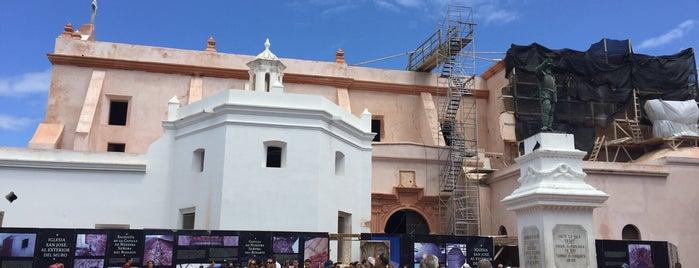 Iglesia San Jose is one of Locais curtidos por Kevin.