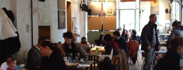 Cascina Cuccagna is one of MILANO EAT & SHOP.