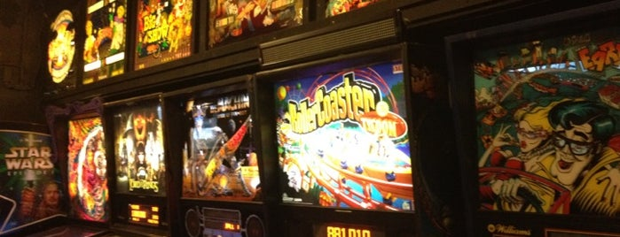 Playland-Not-at-the-Beach is one of Pinball Destinations.