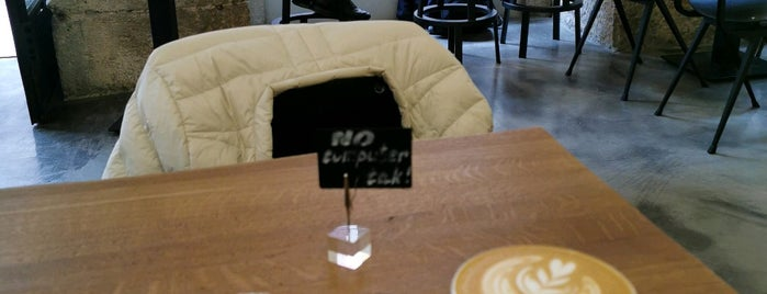 Copenhagen Coffee Lab is one of Food in Lisbon.