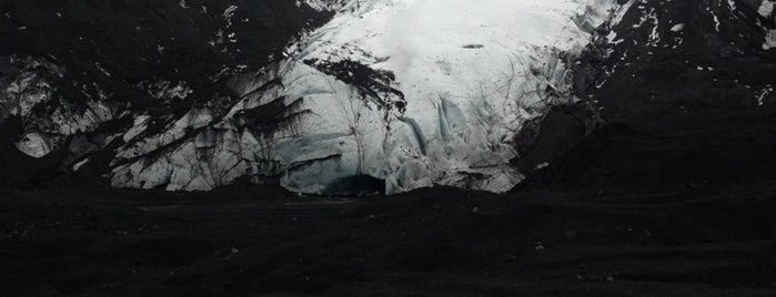 Eyjafjallajökull is one of Places To Visit In Iceland.