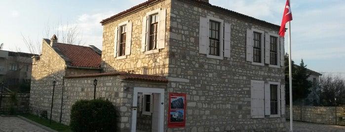 Necati Cumalı Anı ve Kültür Evi is one of Urla.