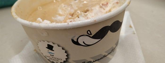 San Paolo Gelato Gourmet is one of Orte, die Gabi gefallen.