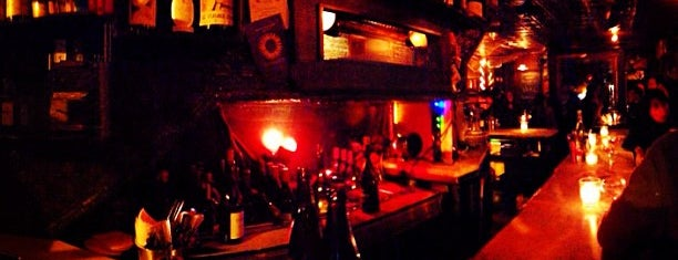 The Ten Bells is one of NYC Top Winebars.