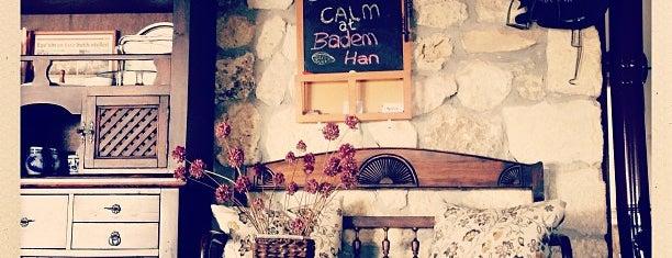 Badem Han is one of Küçük ve Butik Oteller Türkiye.
