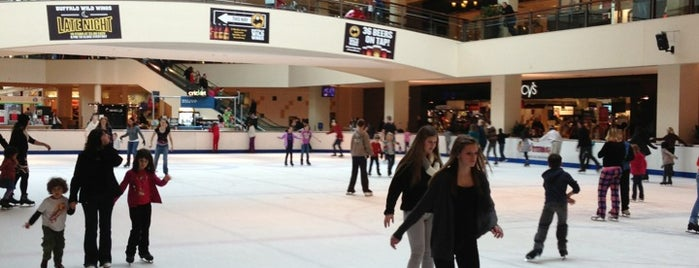Lloyd Center Ice Rink is one of Portland Adventures.