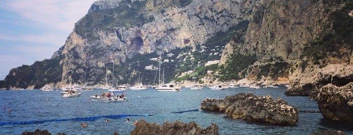 La Fontelina is one of Best of Capri.