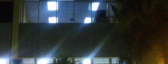 Soda Facultad de Letras is one of UCR.