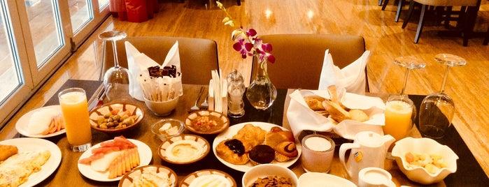 Baraha restaurant is one of Asian Eats.