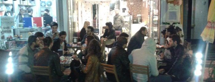 Birinci Profiterol Cafe is one of Avrupa-1.