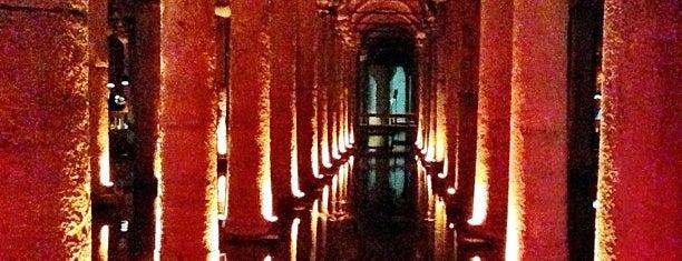 Cisterna da Basílica is one of Стамбул.