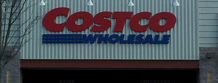 Costco is one of gone there.