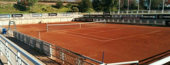 Club de Tenis UC San Carlos de Apoquindo is one of Santiago - Chile.
