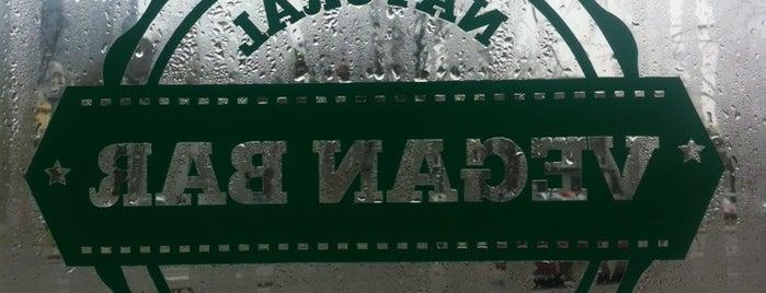 Vegan Bar is one of Bratislava.