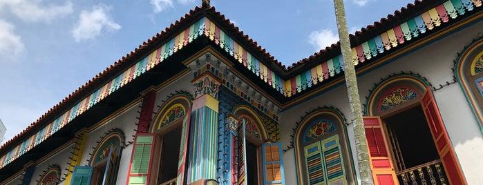 Residence Of Tan Teng Niah is one of Singapore.