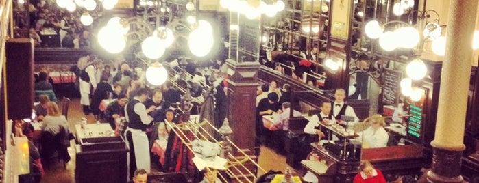 Bouillon Chartier is one of Best Eats in Paris.