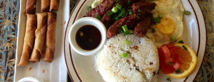 Dampa Filipino Food is one of Russell'in Beğendiği Mekanlar.