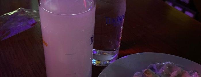 Portofino Bar&restaurant is one of Tempat yang Disukai Fatma.