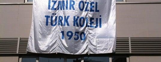 İzmir Özel Türk Koleji is one of themaraton.