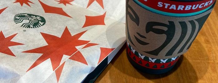 Starbucks is one of Lieux qui ont plu à Argelia.