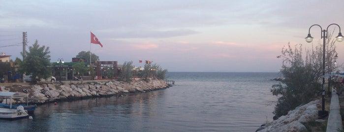 Rıhtım is one of สถานที่ที่ Cenk ถูกใจ.