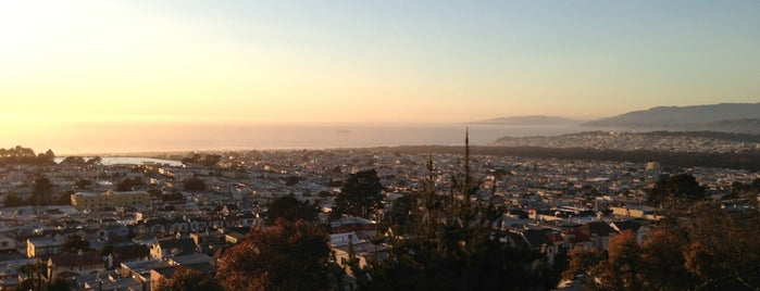 Hawk Hill Park is one of SF to-do.