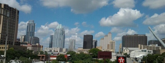 City of Austin is one of Tempat yang Disukai John.