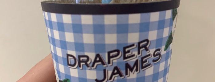 Draper James is one of Lieux sauvegardés par Leslie.