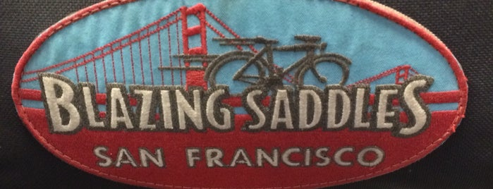 Blazing Saddles Bike Rentals and Tours is one of Keith's Liked Places.