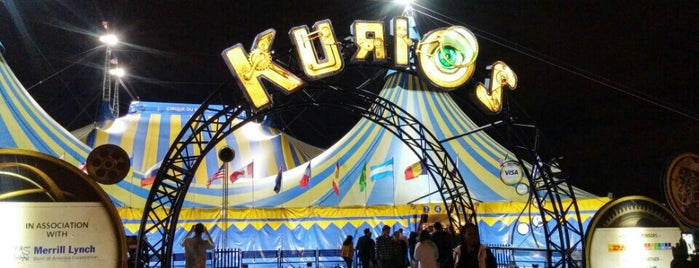 Cirque du Soleil - Kurios is one of Ante 님이 저장한 장소.
