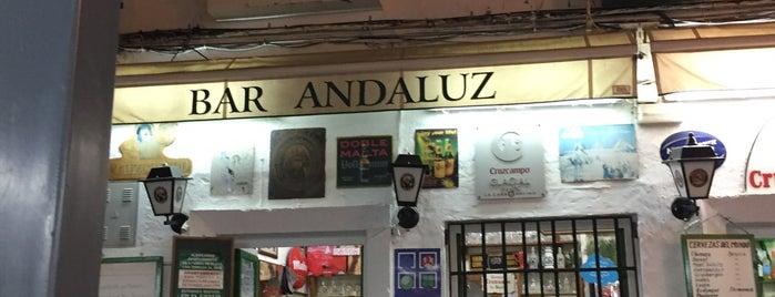 Bar Andaluz is one of Atlantiqueando.