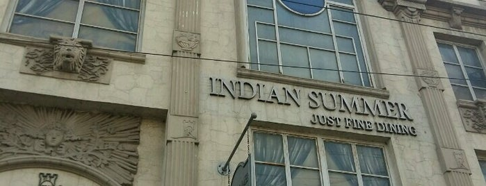 Indian Summer is one of Posti che sono piaciuti a Metin.
