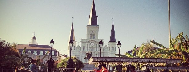 Jackson Square is one of Best of the Big Easy.