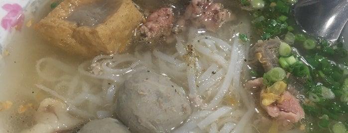 Pho Lâm is one of ăn hàng.