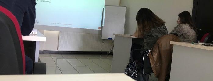 TSC Otomasyon ve Bilgi Sistemleri is one of Gözde : понравившиеся места.