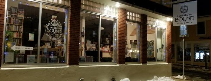 Lunenburg Bound is one of Bookstores - International.