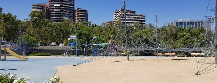 Juegos Infantiles is one of Lugares favoritos de Javier.