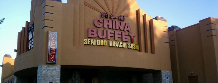 China Buffet is one of Jana 님이 좋아한 장소.