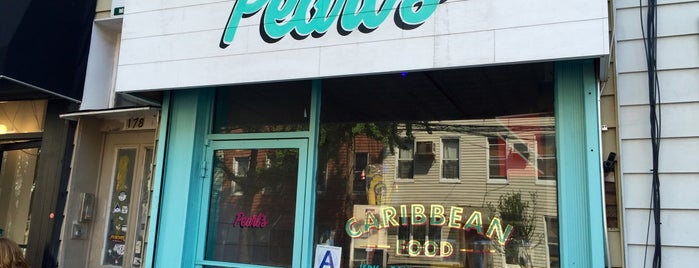 Pearl's is one of The Locals Only Guide to Eating & Drinking in NYC.