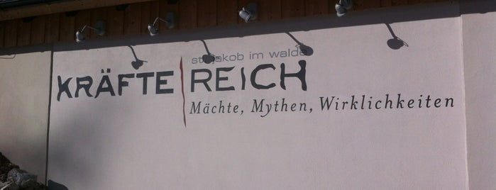 Kräftereich is one of When we get a car.