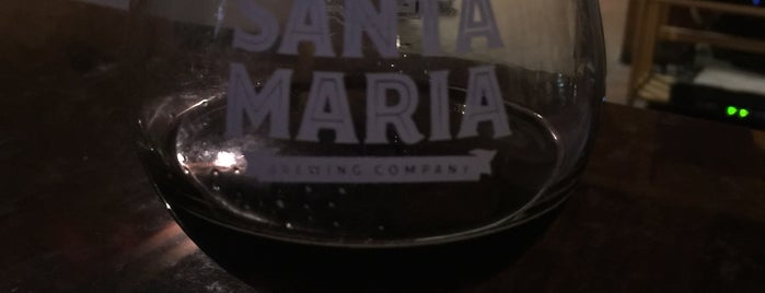 Santa Maria Brewing Co. is one of breweries.