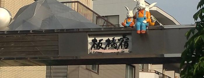 旧中山道仲宿交差点 is one of 神輿で訪れた場所-1.