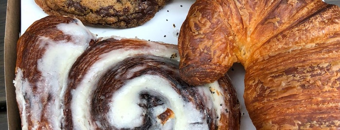 L'imprimerie is one of Best Cinnamon Rolls in NYC.
