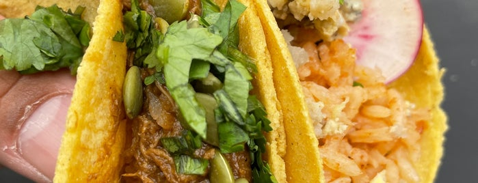 Los Tacos Nyc is one of Manhattan To-Do's (Between Delancey & 14th Street).