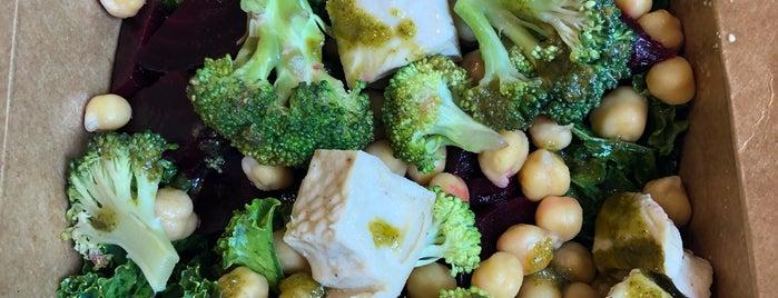 Vegan Love is one of Healthy food.